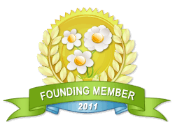 Founding Member achievement earned on 5/31/2014 2:23:16 AM.