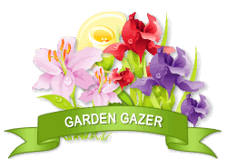 Garden Gazer achievement earned on 8/11/2012 11:56:10 PM.
