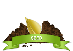 Gardenality Seed achievement earned on 5/31/2014 2:23:16 AM.