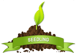Gardenality Seedling achievement earned on 6/2/2012 9:31:45 PM.