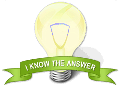 I Know The Answer achievement earned on 4/30/2013 4:13:57 PM.