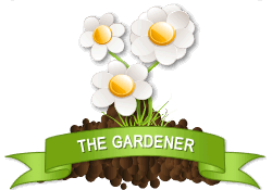 The Gardener achievement earned on 6/1/2012 10:10:27 AM.